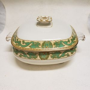 ANTIQUE BOOTHS SILICON CHINA TUREEN PATTERN 4410G